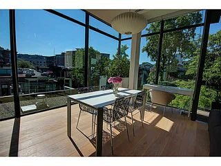 "Photo 6: 406 12 WATER Street in Vancouver: Downtown VW Condo for sale in ""GARAGE"" (Vancouver West)  : MLS®# V1126043"