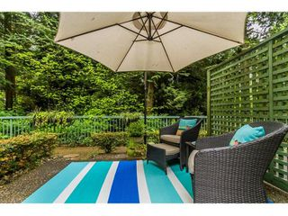"Photo 18: 2 65 FOXWOOD Drive in Port Moody: Heritage Mountain Townhouse for sale in ""FOREST HILL"" : MLS®# R2060866"