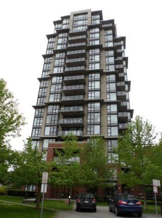 "Photo 1: 502 11 E ROYAL Avenue in New Westminster: Fraserview NW Condo for sale in ""Victoria Hill High-Rise Residences"" : MLS®# R2062450"