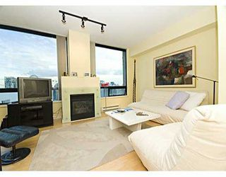 "Photo 3: 1003 BURNABY Street in Vancouver: West End VW Condo for sale in ""MILANO"" (Vancouver West)  : MLS®# V620406"