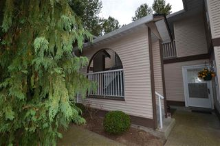 "Photo 1: 1207 1750 MCKENZIE Road in Abbotsford: Poplar Townhouse for sale in ""ALDERGLEN"" : MLS®# R2121924"