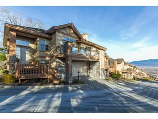 "Photo 1: 1 35931 EMPRESS Drive in Abbotsford: Abbotsford East Townhouse for sale in ""MAJESTIC RIDGE"" : MLS®# R2137226"