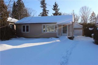 Photo 1: 495 North Street in Brock: Beaverton House (Bungalow) for sale : MLS®# N3714164