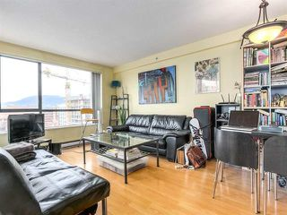 "Photo 5: 2308 1189 HOWE Street in Vancouver: Downtown VW Condo for sale in ""THE GENESIS"" (Vancouver West)  : MLS®# R2169392"