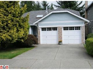 Photo 1: 12285 SOUTHPARK Crescent in Surrey: Home for sale : MLS®# F1219557