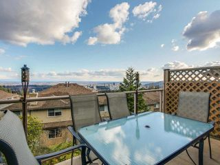 Photo 6: 76 2979 PANORAMA DRIVE in Coquitlam: Westwood Plateau Townhouse for sale : MLS®# R2141709