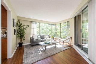 "Photo 3: 401 1006 BEACH Avenue in Vancouver: Yaletown Condo for sale in ""1000 BEACH"" (Vancouver West)  : MLS®# R2181745"