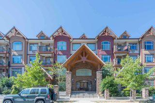 Main Photo: 404 12525 190A Street in Pitt Meadows: Mid Meadows Condo for sale : MLS®# R2200904