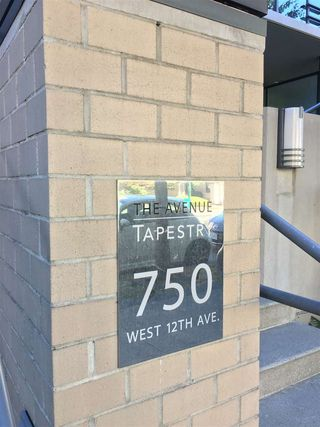 "Photo 12: 311 750 W 12TH Avenue in Vancouver: Fairview VW Condo for sale in ""TAPESTRY"" (Vancouver West)  : MLS®# R2201307"