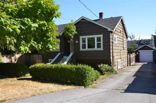 Photo 1: 2116 DUBLIN Street in New Westminster: Connaught Heights House for sale : MLS®# R2204215