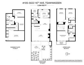 "Photo 20: 105 5622 16 Avenue in Delta: Beach Grove Townhouse for sale in ""Tsawwassen Mews"" (Tsawwassen)  : MLS®# R2211198"