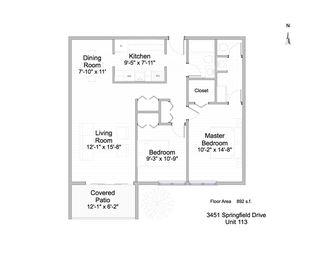"Photo 17: 113 3451 SPRINGFIELD Drive in Richmond: Steveston North Condo for sale in ""ADMIRAL COURT"" : MLS®# R2216857"