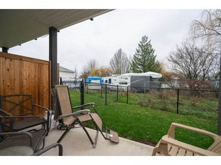 """Photo 19: 20 7428 EVANS Road in Sardis: Sardis West Vedder Rd Townhouse for sale in """"COUNTRYSIDE ESTATES"""" : MLS®# R2224939"""