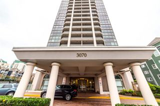 "Photo 1: 1507 3070 GUILDFORD Way in Coquitlam: North Coquitlam Condo for sale in ""LAKESIDE TERRACE"" : MLS®# R2226403"