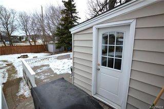 Photo 18: 230 Albany Street in Winnipeg: Bruce Park Residential for sale (5E)  : MLS®# 1802882