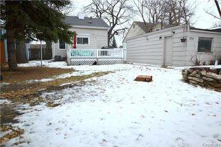 Photo 20: 230 Albany Street in Winnipeg: Bruce Park Residential for sale (5E)  : MLS®# 1802882