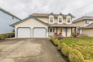 "Main Photo: 34715 4TH Avenue in Abbotsford: Poplar House for sale in ""Huntingdon Village"" : MLS®# R2275190"
