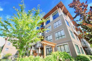"""Photo 1: 207 10477 154 Street in Surrey: Guildford Condo for sale in """"G3 RESIDENCES"""" (North Surrey)  : MLS®# R2281144"""