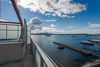 "Photo 17: 1206 199 VICTORY SHIP Way in North Vancouver: Lower Lonsdale Condo for sale in ""TROPHY AT THE PIER"" : MLS®# R2284948"