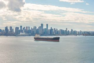 "Photo 1: 1206 199 VICTORY SHIP Way in North Vancouver: Lower Lonsdale Condo for sale in ""TROPHY AT THE PIER"" : MLS®# R2284948"