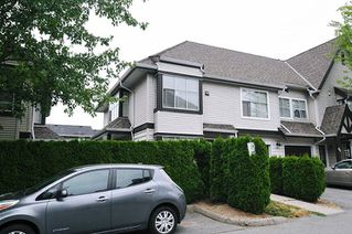 "Photo 2: 49 12099 237 Street in Maple Ridge: East Central Townhouse for sale in ""GABRIOLA"" : MLS®# R2294353"