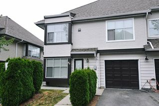 "Photo 1: 49 12099 237 Street in Maple Ridge: East Central Townhouse for sale in ""GABRIOLA"" : MLS®# R2294353"