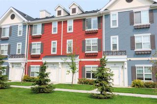 Main Photo: 104 8315 180 Avenue in Edmonton: Zone 28 Townhouse for sale : MLS®# E4125984
