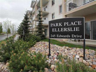 Main Photo: 127 245 EDWARDS Drive in Edmonton: Zone 53 Condo for sale : MLS®# E4133389