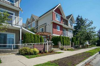 Main Photo: 310 1661 FRASER Avenue in Port Coquitlam: Glenwood PQ Townhouse for sale : MLS®# R2319068