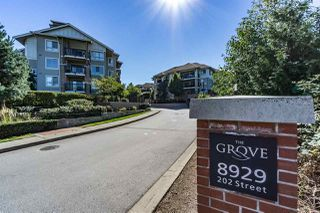 """Main Photo: A208 8929 202 Street in Langley: Walnut Grove Condo for sale in """"THE GROVE"""" : MLS®# R2326044"""