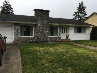 Main Photo: 32972 5TH Avenue in Mission: Mission BC House for sale : MLS®# R2329387