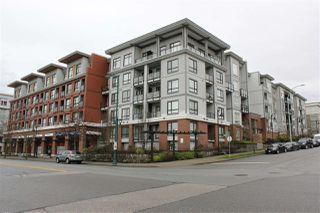 "Main Photo: 337 13733 107A Avenue in Surrey: Whalley Condo for sale in ""QUATTRO"" (North Surrey)  : MLS®# R2331519"