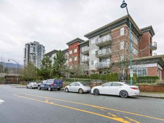 """Main Photo: 207 3240 ST JOHNS Street in Port Moody: Port Moody Centre Condo for sale in """"THE SQUARE"""" : MLS®# R2334716"""