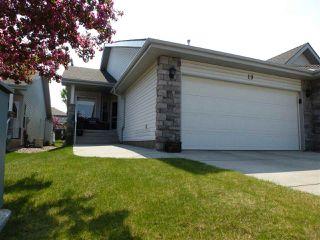 Photo 1: 19 330 GALBRAITH Close NW in Edmonton: Zone 58 House Half Duplex for sale : MLS®# E4148396