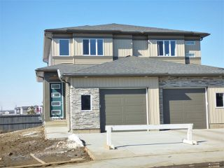 Main Photo: 740 Berg Loop: Leduc House Half Duplex for sale : MLS®# E4148676