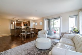 "Photo 1: 313 7000 21ST Avenue in Burnaby: Highgate Townhouse for sale in ""VILLETTA"" (Burnaby South)  : MLS®# R2355323"