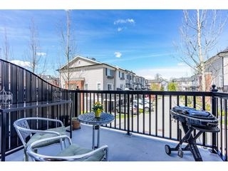 """Photo 18: 59 7238 189 Street in Surrey: Clayton Townhouse for sale in """"Tate"""" (Cloverdale)  : MLS®# R2359794"""