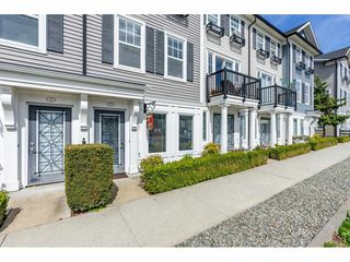 """Photo 1: 59 7238 189 Street in Surrey: Clayton Townhouse for sale in """"Tate"""" (Cloverdale)  : MLS®# R2359794"""