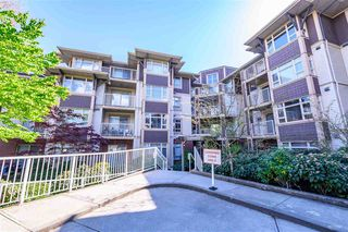 """Photo 2: 101 7339 MACPHERSON Avenue in Burnaby: Metrotown Condo for sale in """"CADENCE"""" (Burnaby South)  : MLS®# R2361139"""