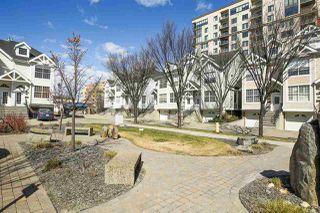 Photo 27: 21 10235 111 Street in Edmonton: Zone 12 Townhouse for sale : MLS®# E4153626