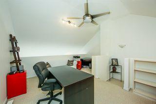 Photo 23: 21 10235 111 Street in Edmonton: Zone 12 Townhouse for sale : MLS®# E4153626