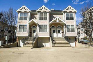 Photo 28: 21 10235 111 Street in Edmonton: Zone 12 Townhouse for sale : MLS®# E4153626