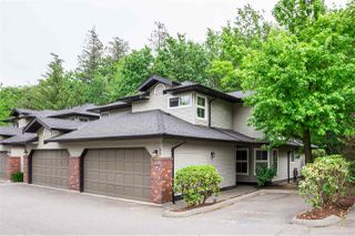"Photo 1: 84 36060 OLD YALE Road in Abbotsford: Abbotsford East Townhouse for sale in ""Mountainview Village"" : MLS®# R2368881"