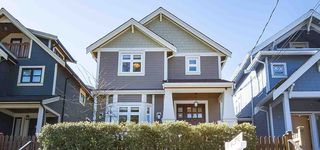 Main Photo: 1276 E 14TH Avenue in Vancouver: Mount Pleasant VE House 1/2 Duplex for sale (Vancouver East)  : MLS®# R2372045
