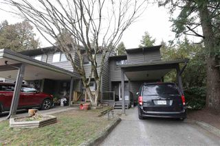 """Photo 1: 61 1930 CEDAR VILLAGE Crescent in North Vancouver: Westlynn Townhouse for sale in """"Mountain Estates"""" : MLS®# R2375231"""