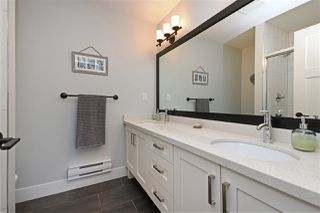"""Photo 12: 32 16458 23A Avenue in Surrey: Grandview Surrey Townhouse for sale in """"ESSENCE AT THE HAMPTONS"""" (South Surrey White Rock)  : MLS®# R2376261"""