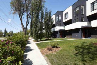 Photo 1: 10182 143 Street in Edmonton: Zone 21 Townhouse for sale : MLS®# E4165339