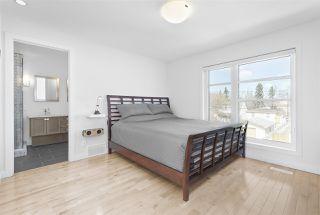Photo 19: 10182 143 Street in Edmonton: Zone 21 Townhouse for sale : MLS®# E4165339