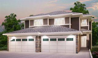 Main Photo: 220 40A Avenue in Edmonton: Zone 30 House Half Duplex for sale : MLS®# E4165733