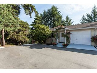 """Photo 1: 24 3292 ELMWOOD Drive in Abbotsford: Central Abbotsford Townhouse for sale in """"Sequestra Estates"""" : MLS®# R2396879"""